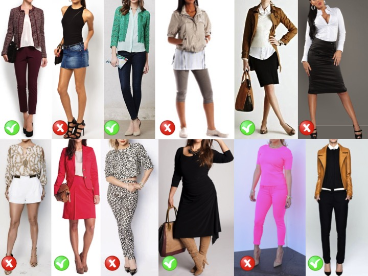 Cómo vestirse para una entrevista de trabajo | iria·mago