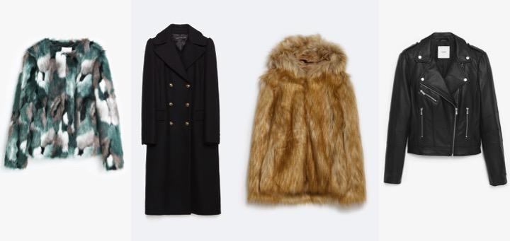 Tendencias abrigos y chaquetas