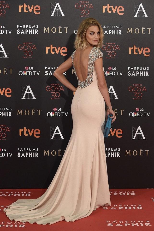 Las Mejor Y Peor Vestidas De La Gala De Los Goya 2016